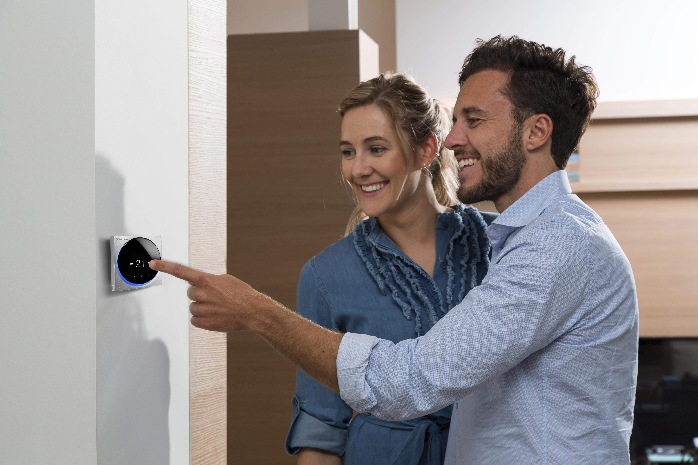 Розумна система Daikin для управління кліматом у домі