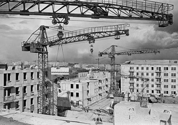 Будівництво хрущовок у Дніпрі, СРСР, історія міста Дніпро, День Дніпра, факти про Дніпро