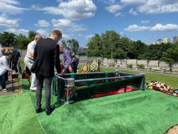 Похорон Чапкіса