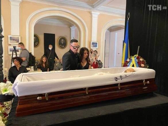 Похорон Григорія Чапкіса
