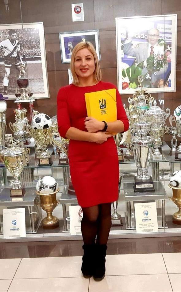 Людмила Михно