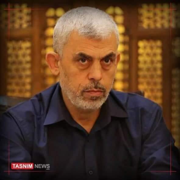 Хамас, Израиль, Палестина, Сектор Газа, 16 мая 2021, Яхья Ибрагим Хассан Синвар