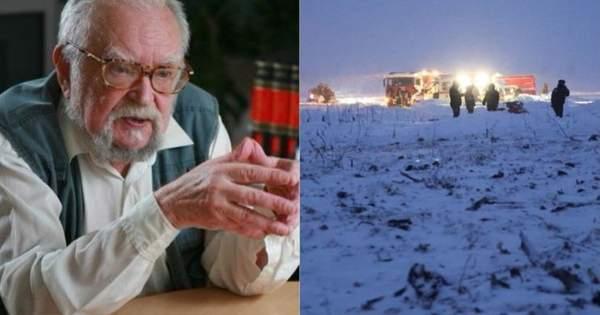 На 88-му році життя помер відомий український академік та філософ d360ea95f7be7