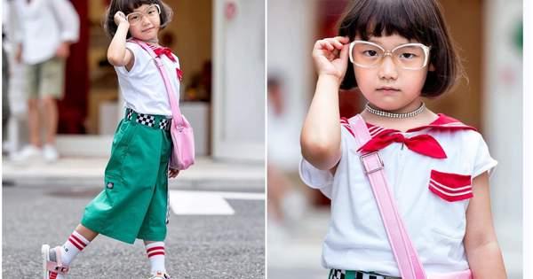 7-річна модниця і fashion-блогер Коко знялася в яскравій фотосесії для  березневого номера американського ELLE. Дівчинка ще не встигла закінчити  навіть ... 33cf32cca0d0d
