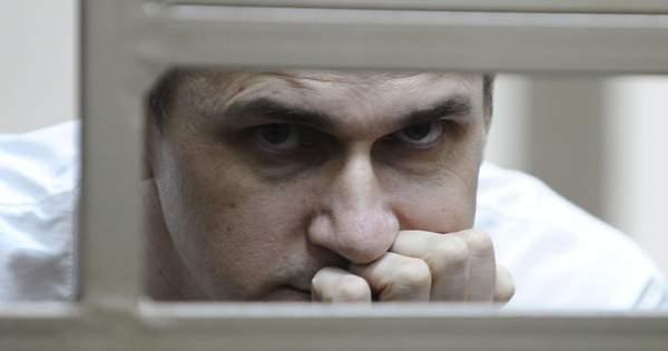 У Росії отруїли Олега Сенцова, він помирає