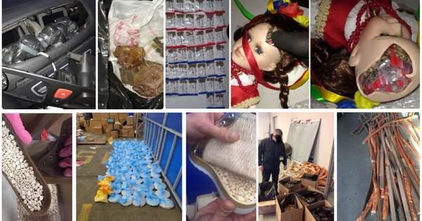 До яких методів вдаються контрабандисти в Україні  ДФС оприлюднила  неочікувані схованки - Телеканал новин 24 (7.99 21) eb9bc177fc1f5
