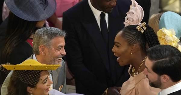 19 травня відбулось грандіозне весілля британського принца Гаррі та  американської акторки Меган Маркл. На весілля запросили чимало світових  знаменитостей зі ... 3e10555cfb9f7