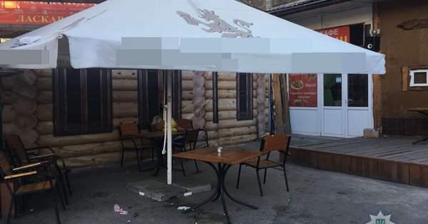 У Києві біля автовокзалу сталася стрілянина: є потерпілі, зловмисники