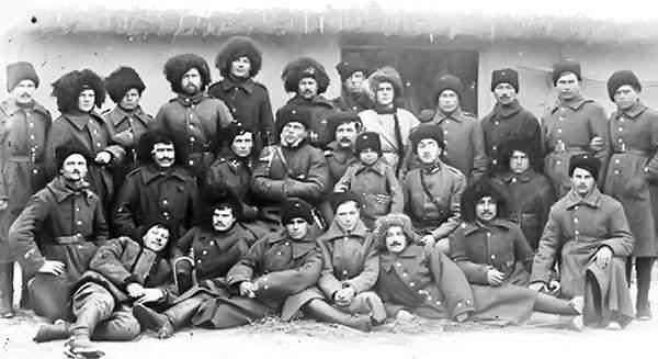 Перший зимовий похід армія УНР фото історія