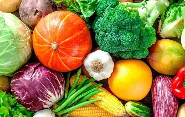 Пища, состоящая только из овощей, не дает ощущение сытости