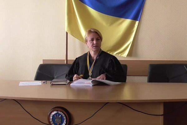 Суддя Тетяна Шевченко