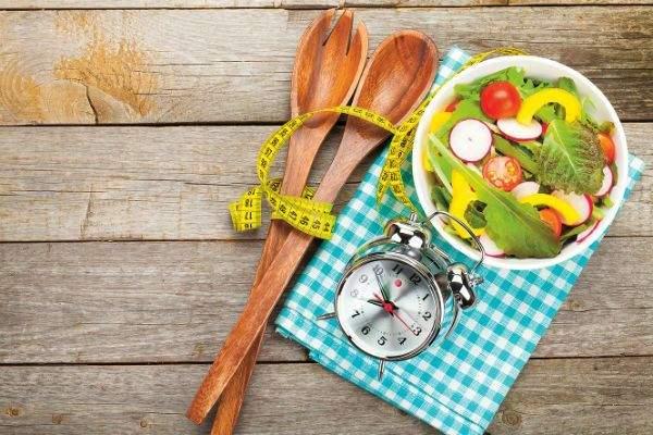 Правильне і регулярне харчування – один із важливих кроків до налагодження метаболізму