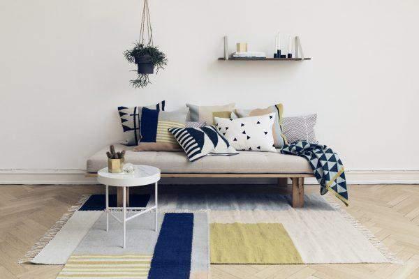 Коврики для современного интерьера / Фото Home-designing