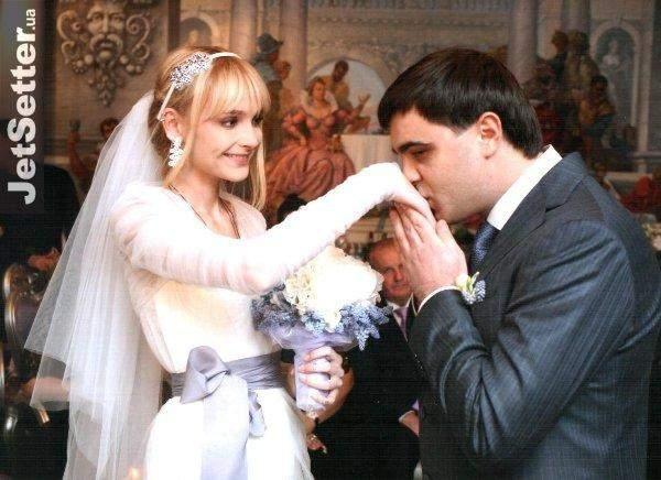Весілля Сніжани Онопко і Миколи Щура