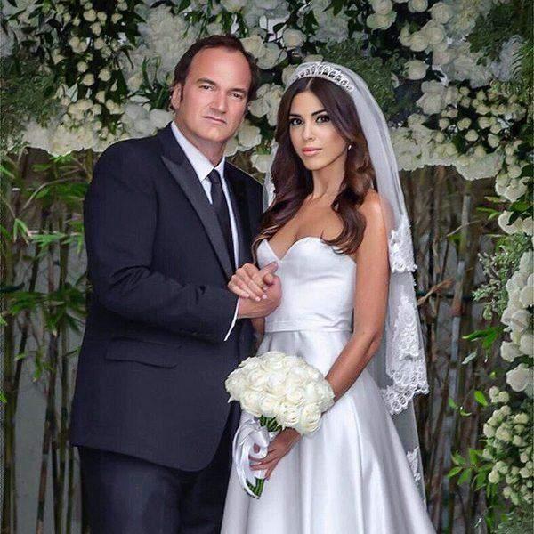 Квентін Тарантіно і Даніела Пік