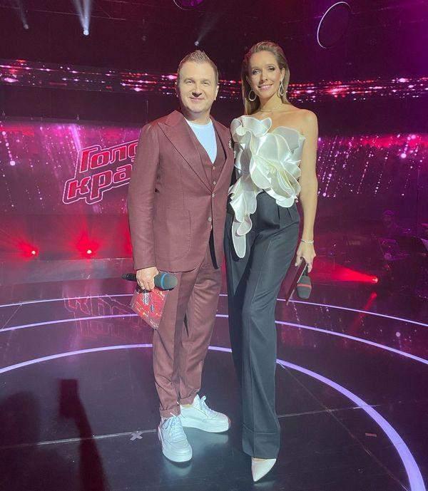 Ведучими шоу стали Катя Осадча та Юрій Горбунов
