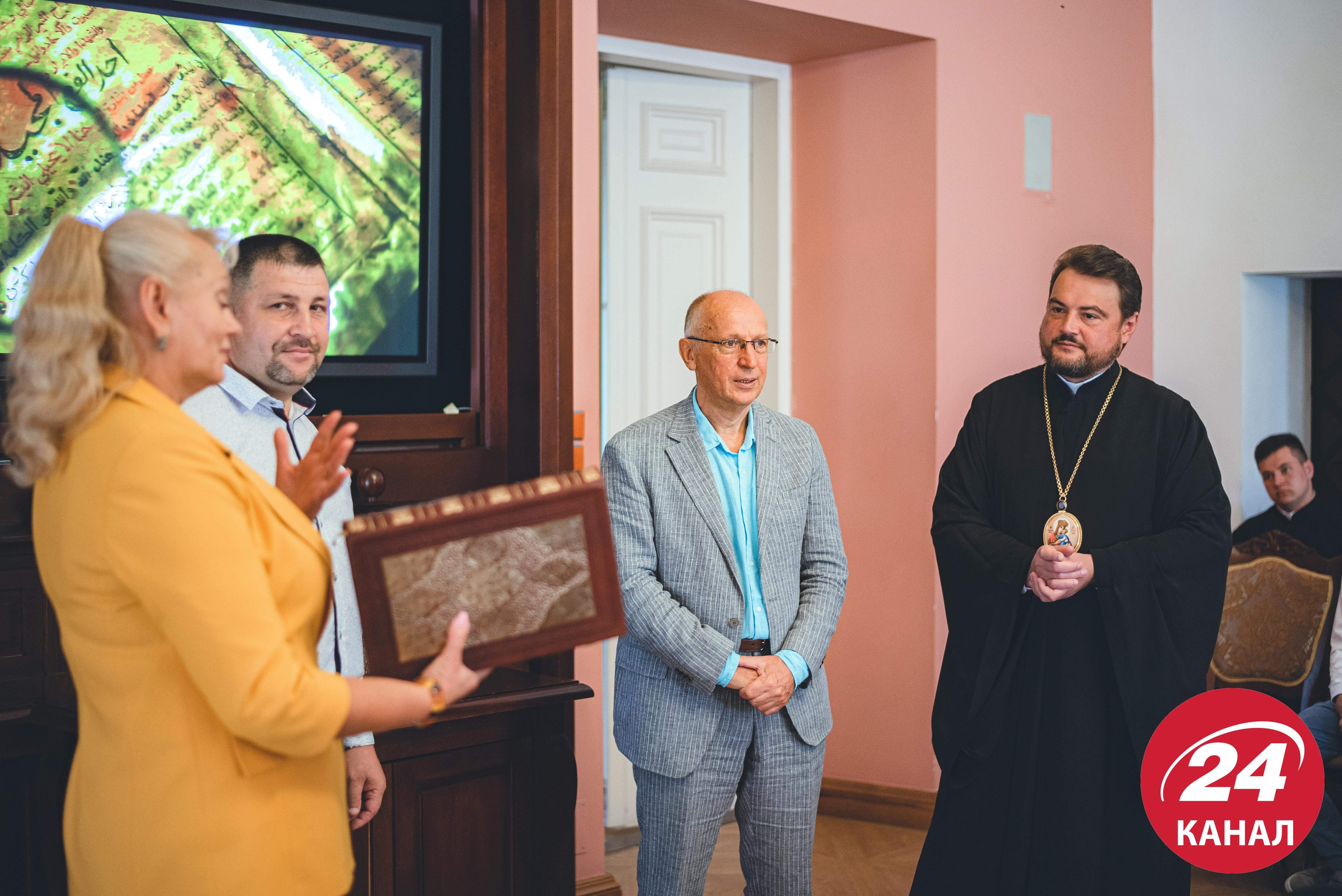Мазепинське Євангеліє, Православна церква України, церква, релігія