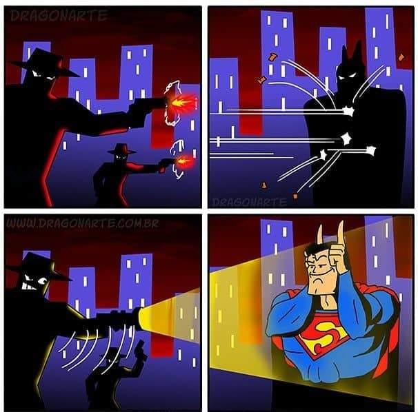 Що роблять супергерої та інші відомі персонажі, коли вони не рятують світ