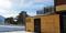 Пересувний готель Flying Nest на гірськолижному курорті