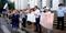 У Хабаровську другий день поспіль тривають акції на підтримку затриманого губернатора Фургала