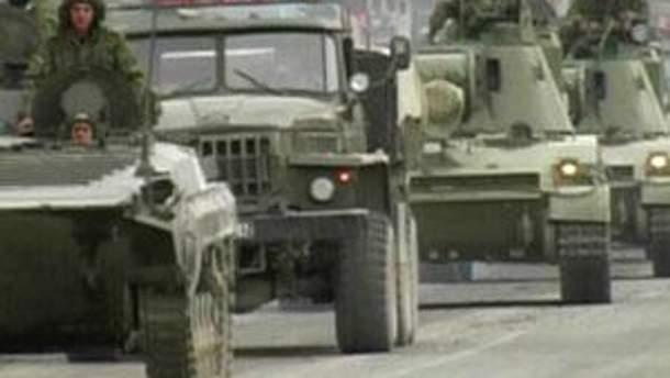 В Південній Осетії з'явилась військова база РФ