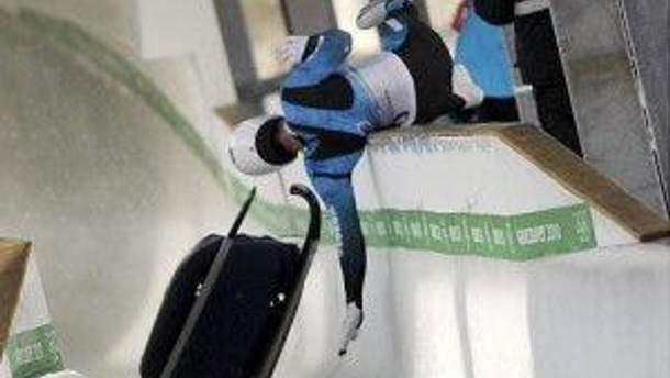 Спортсмен загинув на Олімпійських іграх у Ванкувері