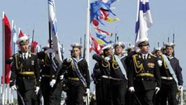 Військові Чорноморського флоту РФ