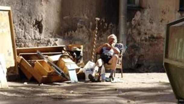 16,9% жителів України відчувають себе бідними