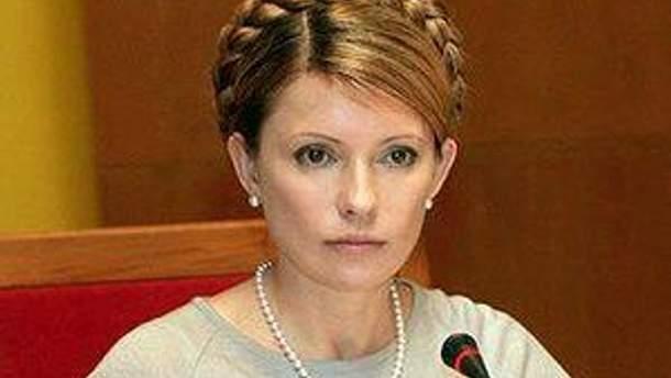 КРУ притягне Тимошенко до відповідальності
