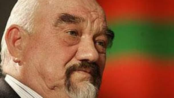 Президент Придністровської республіки Ігор Смірнов