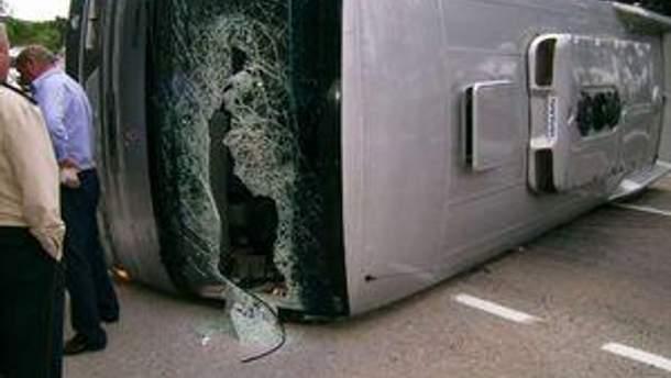 Трагедія в автобусі