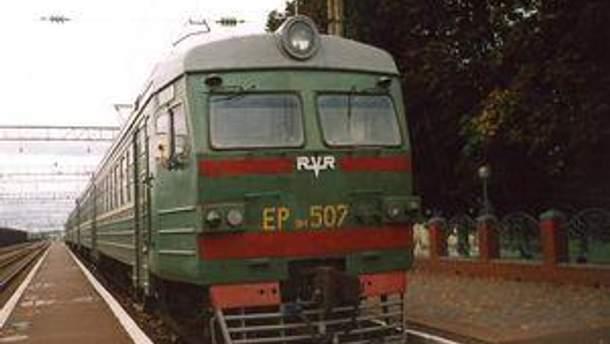 Український потяг