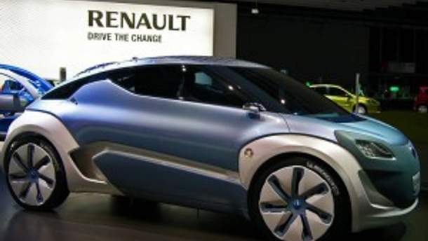 Автомобіль Renault Zoe