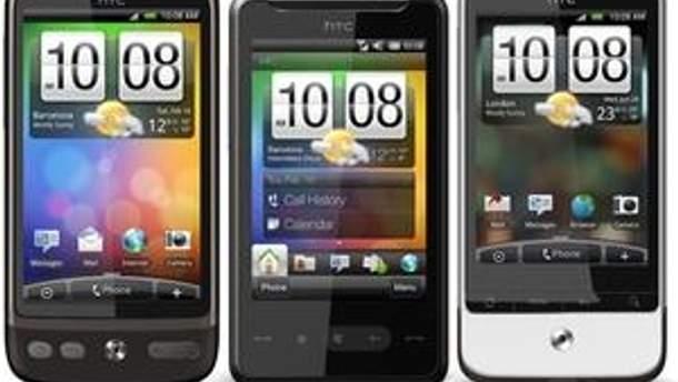 Смартфони HTC