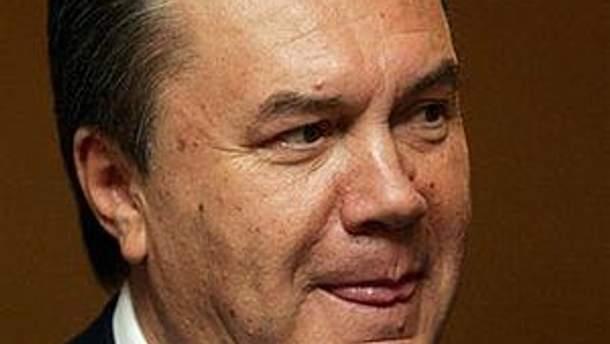 Віктор Янукович зазіхає на суди
