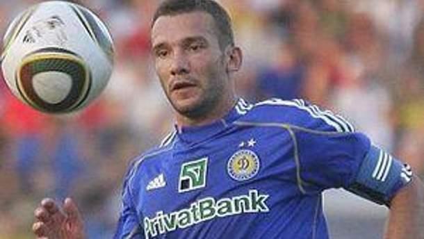 Андрій Шевченко відзначається у кожному матчі ПЛ