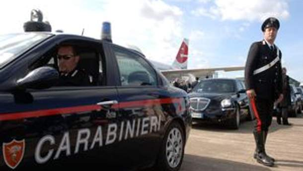 Італійська поліція заарештувала колишнього мільйонера