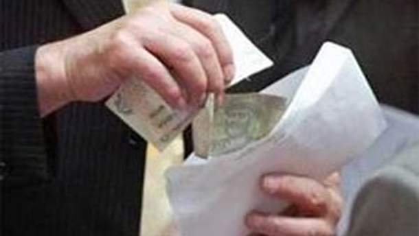 На Дніпропетривщині викрили 7308 випадків зарплат