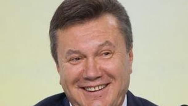 Віктор Янукович знає всі новини