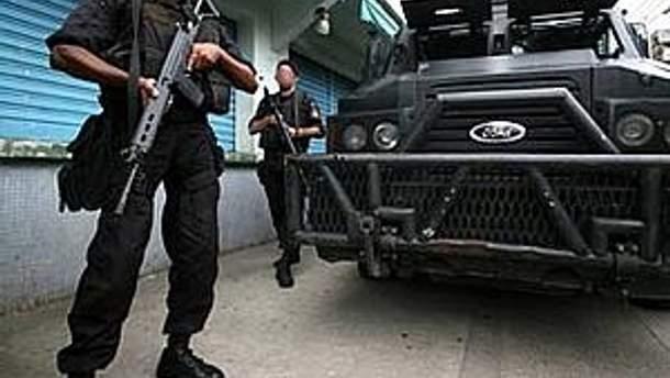 Бразильський спецназ