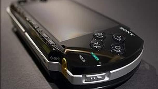 PSP — лідер продажів у Японії