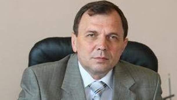 Мер Ужгорода Віктор Погорєлов