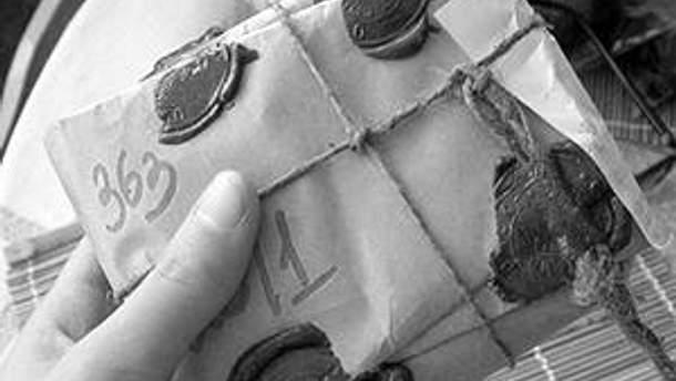 На пошті у Києві знайшли частини вибухівки