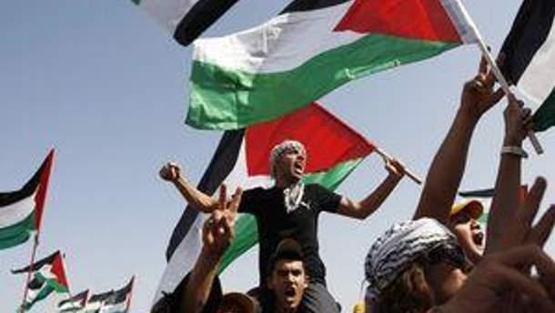 Пуру визнала незалежнысть Палестини