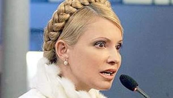 Тимошенко не просила поновлювати справу