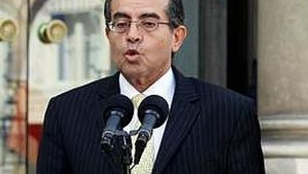 Махмуд Джібріль став главою уряду