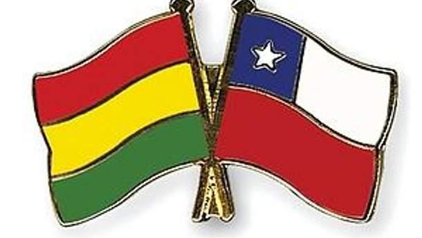 Болівія судитиметься з Чилі