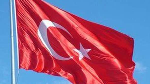 Туреччина проти Каддафі