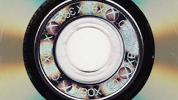 Современный диск для Xbox 360