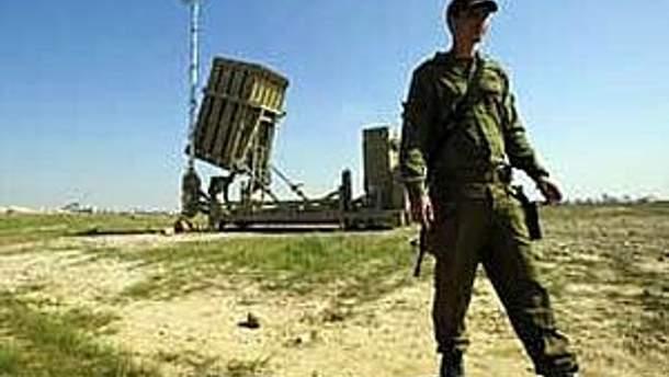 Вторая батарея противоракетного комплекса встала на боевое дежурство в пригороде Ашкелона